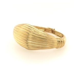 Lalaounis Gold Bangle