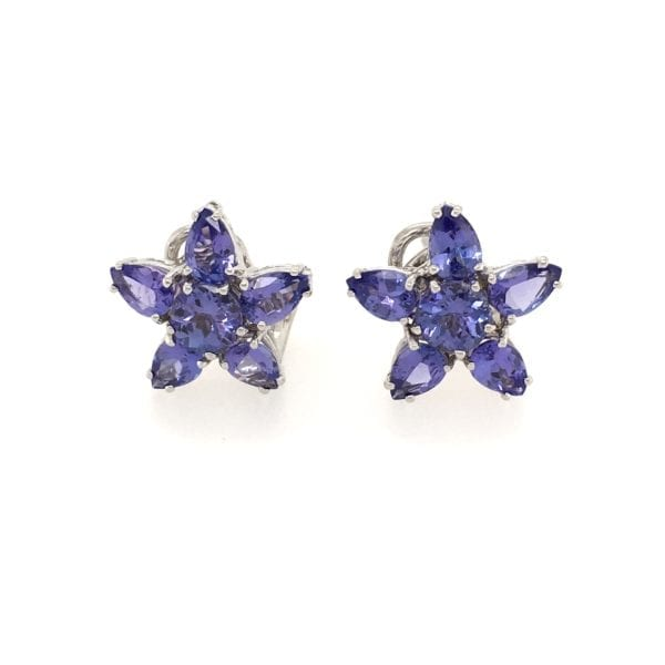 Mish Tanzanite Earrings